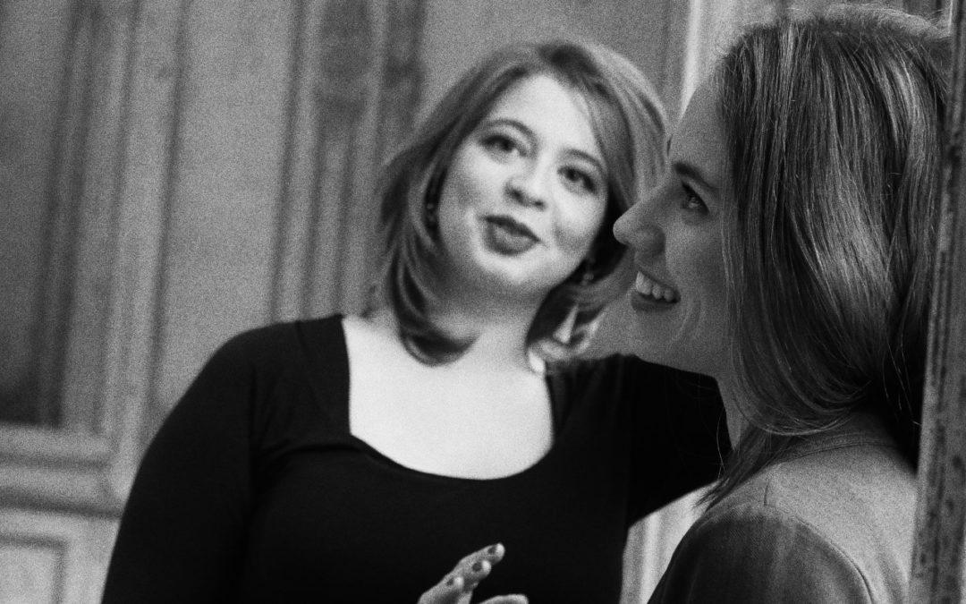 Duo Marie Perbost & Joséphine Ambroselli